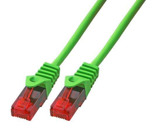 50m gigabit ethernet lan kabel netzwerkkabel gr n gigabit. Black Bedroom Furniture Sets. Home Design Ideas